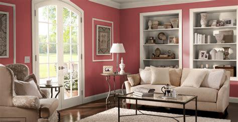 color interior rojo carmes pintura para paredes los colores modernos esta temporada