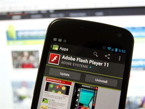 player update for android adobe flash player for android updated with security fixes android central