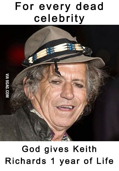 keith richards memes keith richards will live forever 9gag