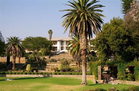 Owela Top take a walk through windhoek travel news namibia