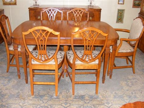 Dining Room Tables For Sale On Ebay Ethan Allen Dining Room Tables Table Ebay Furniture For