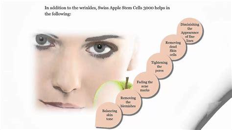 apple stem cell swiss apple stem cell 3000 youtube