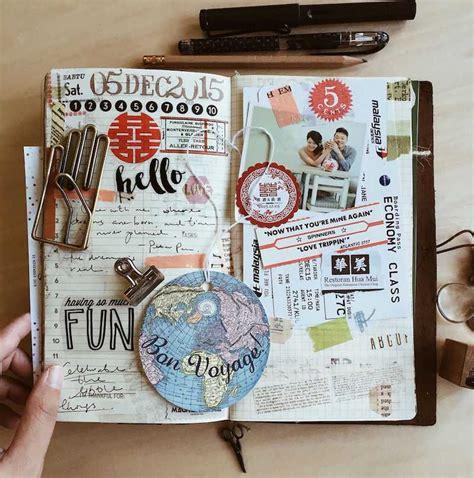 journal design and culture comment faire un carnet de voyage et pr 233 server ses