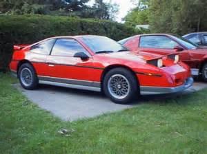 Pontiac Fiero Specs Fierofan 1986 Pontiac Fiero Specs Photos Modification