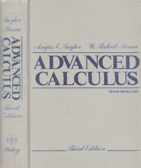 calculus multivariable 3rd edition books advanced calculus by 3rd edition ebook free
