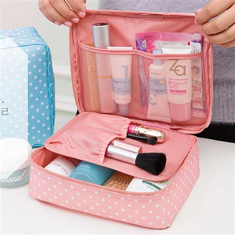 Cosmetic Organizer Bag Korean Pink g handbags reviews shopping g handbags reviews on
