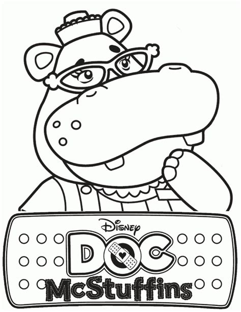 doc mcstuffins christmas coloring pages coloring home