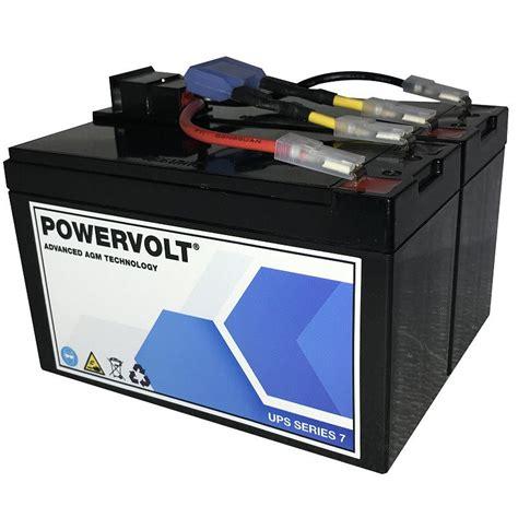 Apc Smart Ups Sua750i Hitam apc smart ups 750 battery