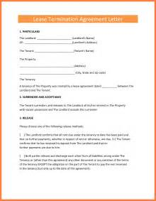 7 landlord tenant agreement to terminate lease purchase