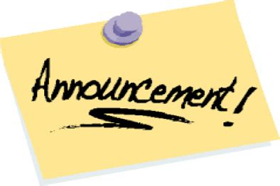 announcements gwp