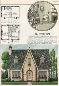 Cottage Style Home Floor Plans by English Cottage Style House Plans 171 Floor Plans