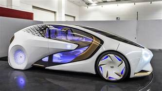 new technologies in car top 5 mind blowing future cars at ces 2017 new
