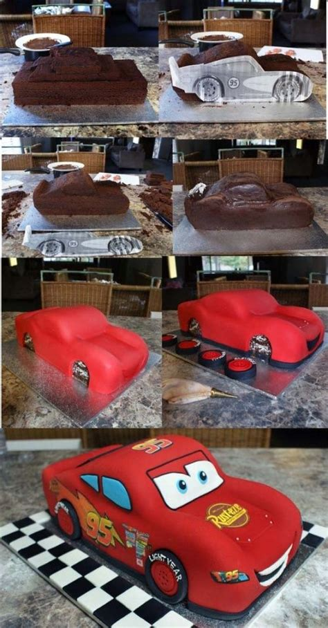 tutorial flash mcqueen we like to always include a themed cake tutorial on our