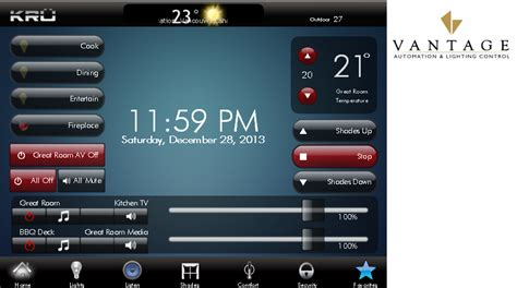 Home Automation Website Templates Control4 Certified Programmer Vantage Controls Certified Programming Responsive Website