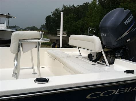 boat cushions charleston sc cushions for cobia bay 19 s maverick boat company