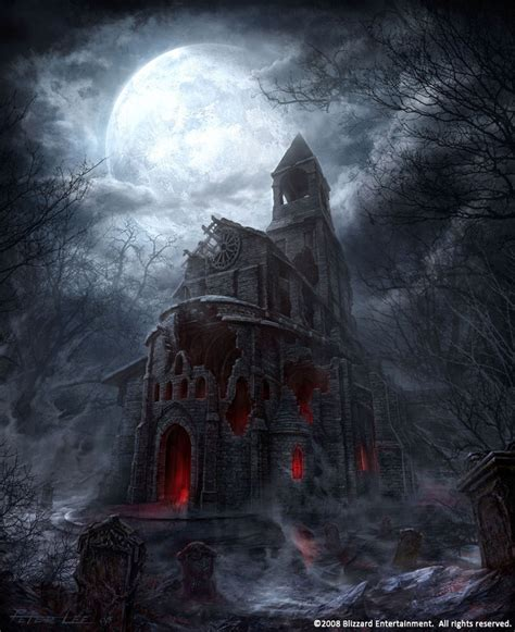 lay monster town a scary and awesome tower defense scary church by peterconcept on deviantart