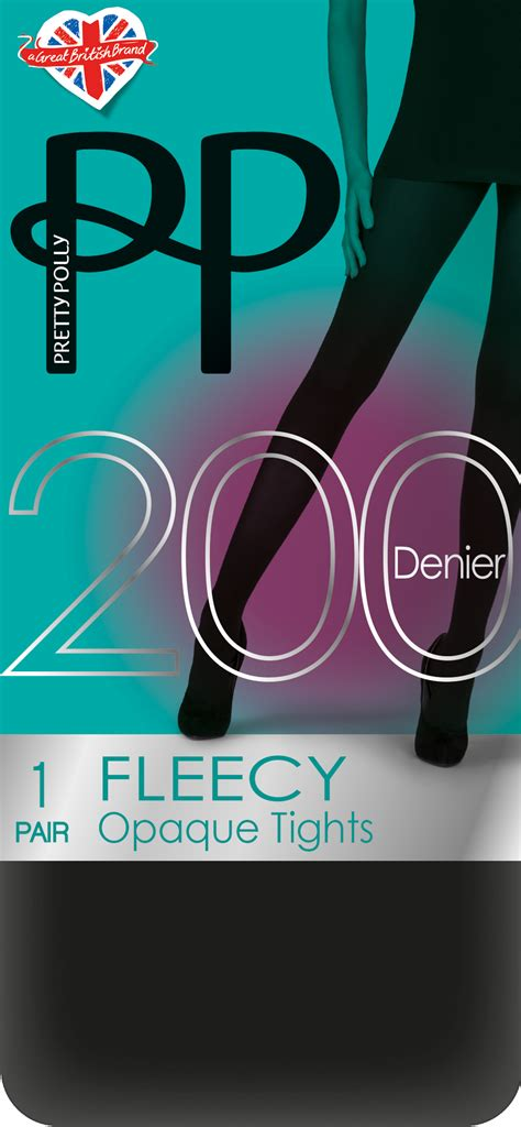 Fleecy Slimming Gel Fleecy Pelangsing 3 200 denier fleecy tights pretty polly