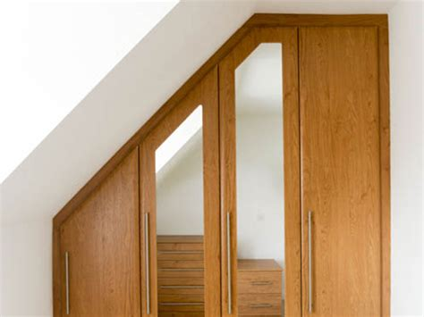 Loft Wardrobe by Bespoke Fitted Wardrobes Bedroom Furniture From Martin