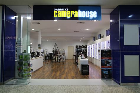 the camera house rossco s shop office fitters cairnsgarrick s camera house mackay shopfitters