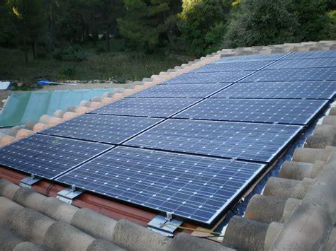 les les solaires installation maintenance panneaux solaires tous les