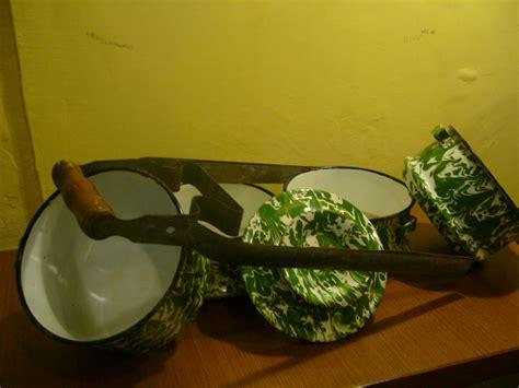 Rantang Enamel Panda 14 2 sang jadoel rantang enamel blirik hijau