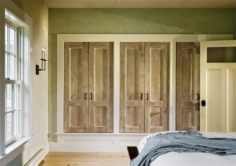 Derby Hill Farm Lyme Nh Traditional Closet Beautiful Closet Doors