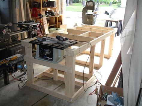 backyard workshop plans backyard workshop ultimate workbench ideas for the