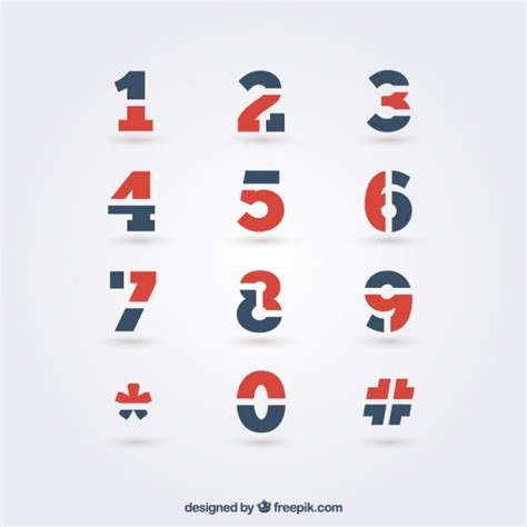 free logo design without registration telephone keypad numbers vector free download
