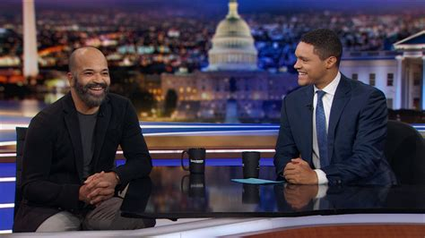 jeffrey wright daily show jeffrey wright giving a creative voice to veterans with