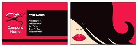 Hair Dresser Business Card by Hairdresser Business Card Health Fitness Rocket Cards