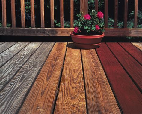 best finishes for your deck