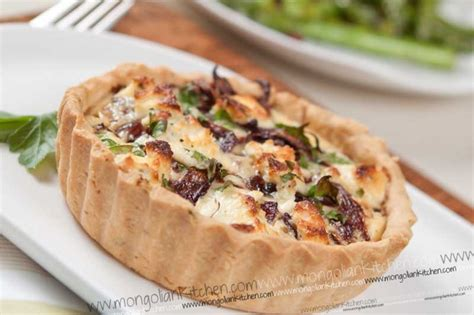 goat cheese tart caramelised onion and goats cheese tart recipe goats