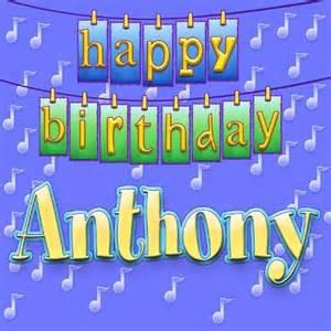 amazon com happy birthday anthony ingrid dumosch mp3