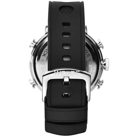 Jam Tangan Pria Original Murah Igear Digital Silver Hitam Gold weide jam tangan analog digital pria wh6106 black