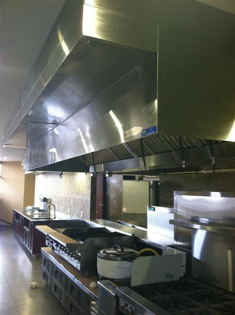 Commercial Kitchen Dallas by Commercial Kitchens Exhaust System Installations