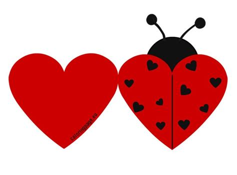 ladybug valentines 37 best images about s day on