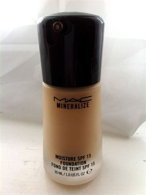 Mac Mineralize Foundation mac mineralize moisture spf 15 reviews photos