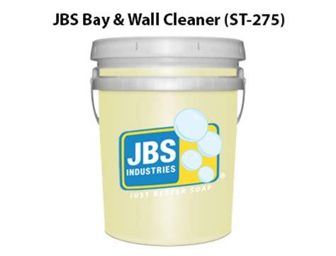wall cleaner jbs bay wall cleaner st 275 jbs industries