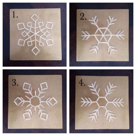 Snowflake String - 17 best images about winter on snowflakes