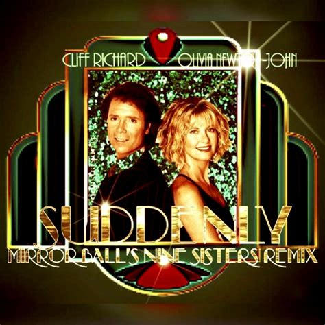 olivia newton john and cliff richard olivia newton john cliff richard suddenly the nine