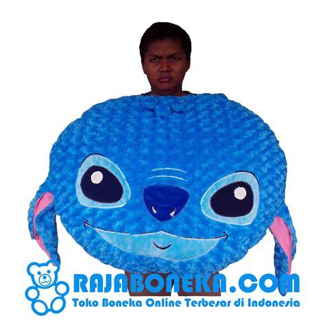Karpet Karakter Lilo Stitch boneka bantal stitch jumbo jual boneka murah toko