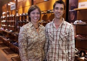 footloose and fancy lincoln ne shoe store owners are step ahead of the rest business