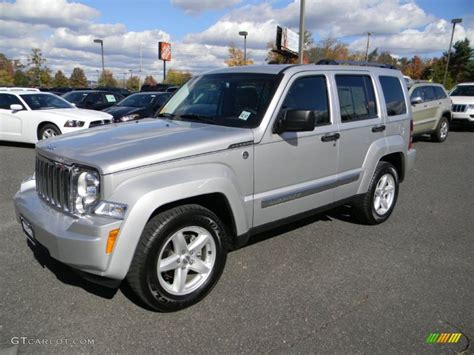 silver jeep liberty 2012 bright silver metallic jeep liberty limited 4x4