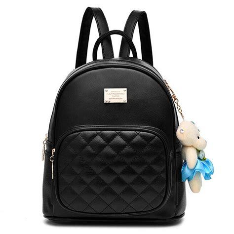 Varsity Pop Pin Up Backpack Guess black backpack handbag handbags 2018
