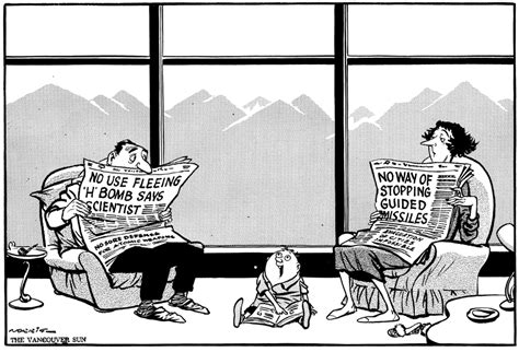 people who live in glass houses the sfu library editorial cartoons collection search