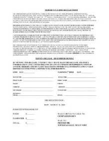 waiver for motorcycle ride fill online printable