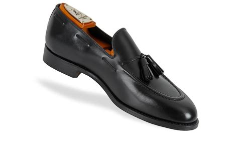 animas code loafers the team 187 187 chaussures slippers hommes black calf