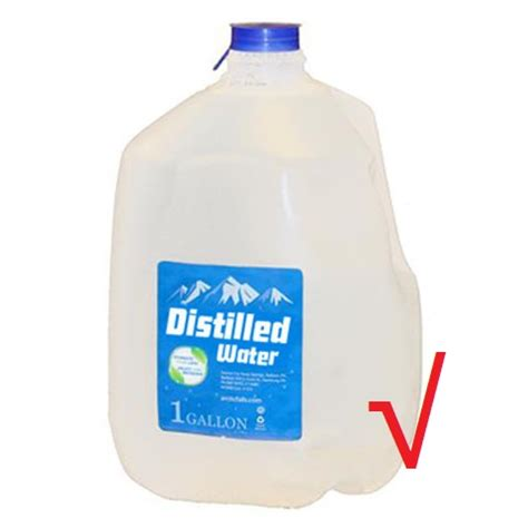 where would i find distilled water at stop and shop autoclave model d 23 liter aison international