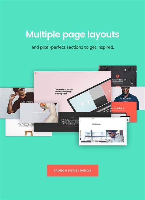 jekyll layout none fildisi responsive multi purpose wordpress theme by