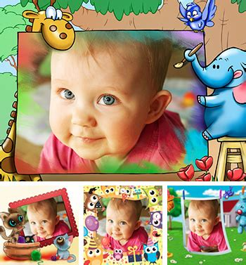 birthday card photo collage template photo card maker with lots of greeting card templates